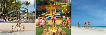 Family Time at Hilton La Romana Resort & Spa