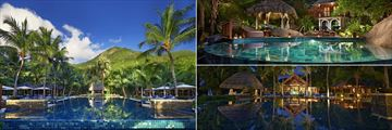 Hilton Seychelles Labriz Resort & Spa, Pools