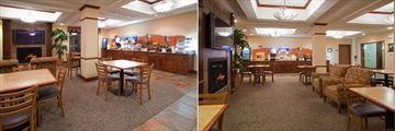 Breakfast Area at Holiday Inn Express & Suites Page Lake Powell