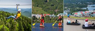 Holiday Inn Express & Suites Tremblant, Summer Activities