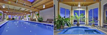 Holiday Inn Longueuil, Pool and Jacuzzi