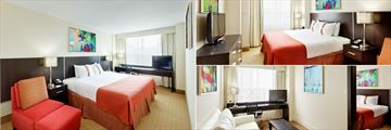 Holiday Inn Toronto Downtown Centre, Standard Room, King Executive Room and One King Bed Suite
