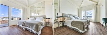 Standard Room and Sea View Room at Hoposa Daina