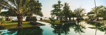 Hotel Tugu Lombok, Pool