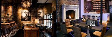Hotel Zeppelin, Rambler SF Restaurant & Bar and The Mantel Bar