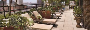 Sky Terrace at Hudson Hotel New York