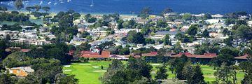 Hyatt Regency Monterey Hotel & Spa On Del Monte Golf Course, Exterior Aerial View