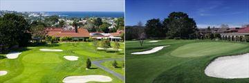 Golf Course at Hyatt Regency Monterey Hotel & Spa On Del Monte Golf Course
