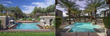 Hyatt Regency Scottsdale Resort & Spa at Gainey Ranch, Adult Pool and Spa Avania Pool