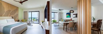 Ocean View One Bedroom Master Suite at Hyatt Ziva Cap Cana