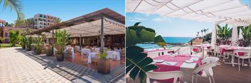 Portofino Restaurant and Sea Soul Restaurant at Iberostar Selection Anthelia