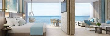One Bedroom Suite Sea View at Ikos Andalusia