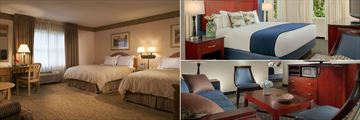 Inn on the Square, Double Guest Room, King Guest Room and One Bedroom Suite