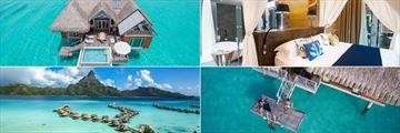 Intercontinental Bora Bora Resort Thalasso Spa, Overwater Villas