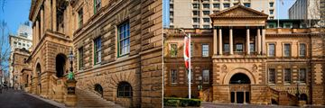Intercontinental Sydney, Exterior
