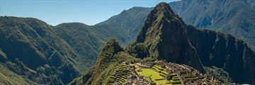 Machu Picchu. Copyright: Intrepid