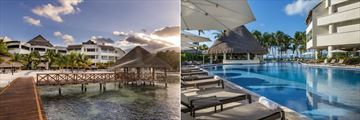 Isla Mujeres Palace, Resort, Swim-Up Bar and Pool
