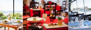 Dining at JA Jebel Ali Beach Resort Hotel