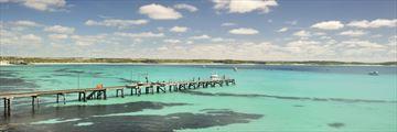 Kangaroo Island jetty