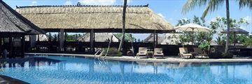 Kamandalu Resort & Spa, Ubad, Pool