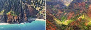 Kauai Coast & Waimea Canyon