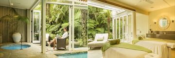 Kauri Cliffs, The Spa