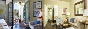 Kimpton Canary Hotel, Premier King Balcony and Nesting Collection Suite