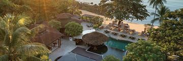 Aerial view of Koh Samui Beach Resort