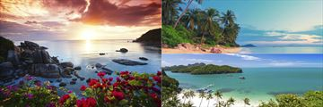 Koh Samui Scenery and Beaches