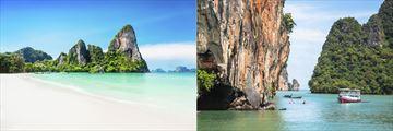 Krabi Beach & Khao Lak Cliffs