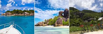 Explore La Digue