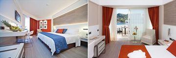 Classic Room and Premium Room at Lafodia Sea Resort