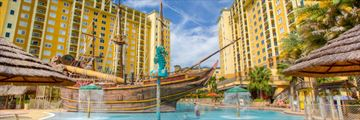 Lake Buena Vista Resort Village & Spa, Pirate Pool