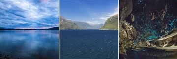 Lake Manapouri, Doubtful Sound & Glow Worm Caves