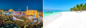 Las Vegas & Cancun