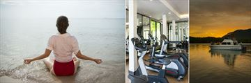 Layana Resort Koh Lanta, Yoga, Fitness Centre and Sundowner Cruise