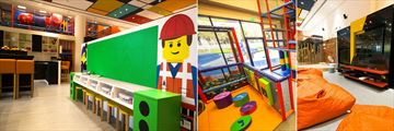 Kids' Club at Le Meridien Mina Seyahi Beach Resort