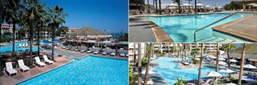 Various Pool Views at Loews Coronado Bay