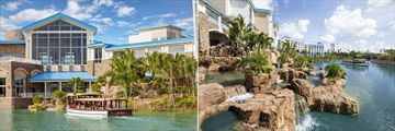Loews Sapphire Falls Resort, Exterior and Water Taxi
