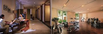 Lone Pine Hotel, Pure Energy Spa and the Gym