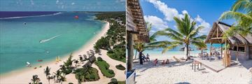 Long Beach Golf & Spa Resort, Beach, Watersports and Beach Bar