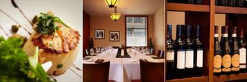 Lord Elgin Hotel, Grill 41 Restaurant & Bar