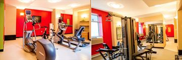 Lord Nelson Hotel & Suites, Fitness Centre