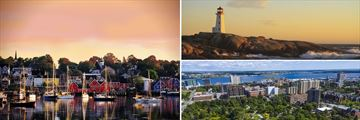 Lunenburg, Peggy's Cove & Halifax