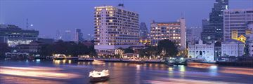 Mandarin Oriental, Bangkok, View from River