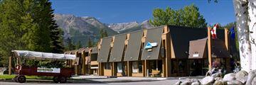 Marmot Lodge, Exterior