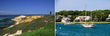 Martha's Vineyard & Oak Bluff