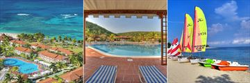 Resort View, Pool and Hobies on the Beach at Memories Jibacoa
