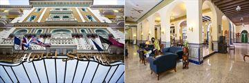 Mercure Sevilla, Exterior and Lobby
