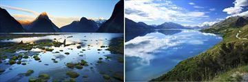 Milford Sound & Lake Wakatipu